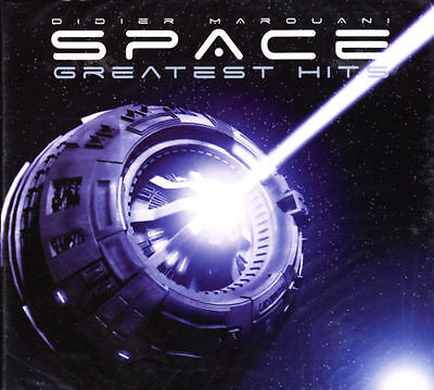 2CD  SPACE - GREATEST HITS 2CD set DIGIPAK BRAND NEW