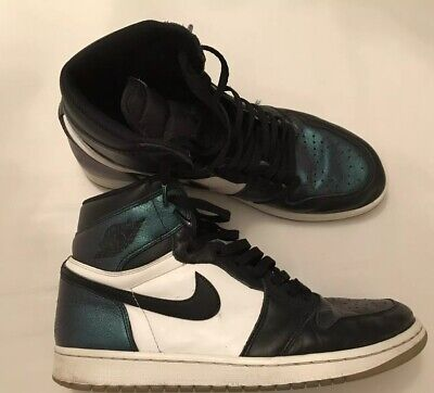 sale retailer 44d50 c4874 Nike Air Jordan 1 All Stars Chameleon Great Used Condition U.K. Size 10.5