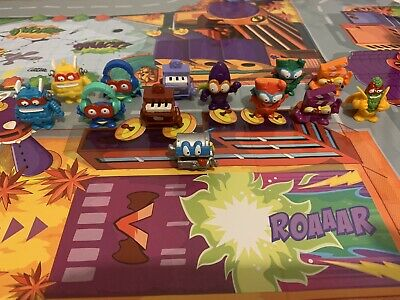 Superzings Rivals of Kaboom Series 3 INCLUDING MR KING-ULTRA RARE