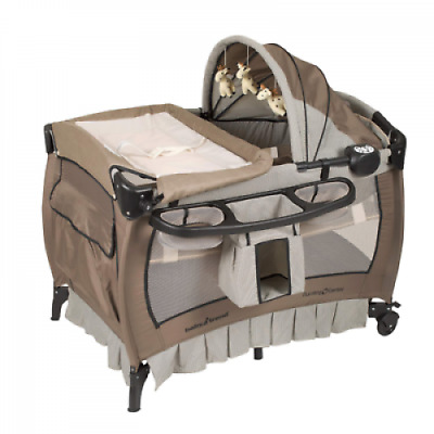 fa0bac409a84 BEST BABY NURSERY Bassinet Infant Crib Portable Cradle Newborn ...