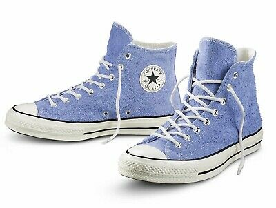9b7c0e8780a759 Converse Chuck Taylor All Star  70 High Suede Pioneer Blue 157454C Men s  size 12