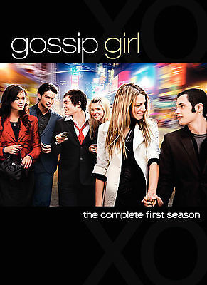 BRAND NEW DVD Gossip Girl The Complete First Season (5-Disc Set) BLAKE LIVELY