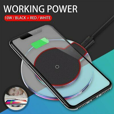 For Samsung Galaxy S10 Plus/S10e/S10+/S10 Qi Fast QI  Wireless Charger Dock