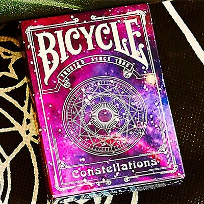 Bicycle Constellations V2 Playing Cards by Bocopo - FREE US SHIPPING