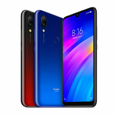 "Xiaomi Redmi 7 2GB 16GB Smartphone 6,26"" Dual SIM 4G Global Version 4000mAh"