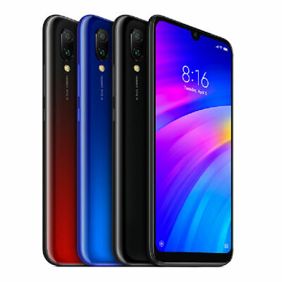"Xiaomi Redmi 7 3GB 64GB Samrtphone 6.26"" Dual SIM 4G 4000mAh Global Version"