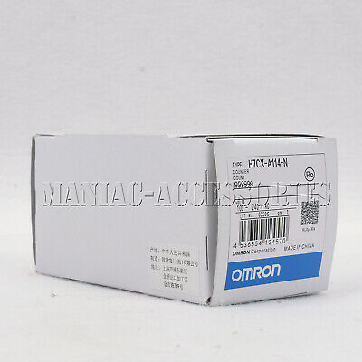 1PC New Omron H7CX-A114-N Digital Counter One year warranty