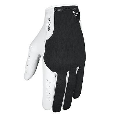 Callaway Golf Mens 2019 X Spann MLH Compression Adjustable Opti Fit Golf Glove