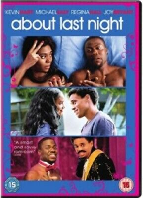 About Last Night (Kevin Hart, Michael Ealy, Regina Hall) New Region 4 DVD
