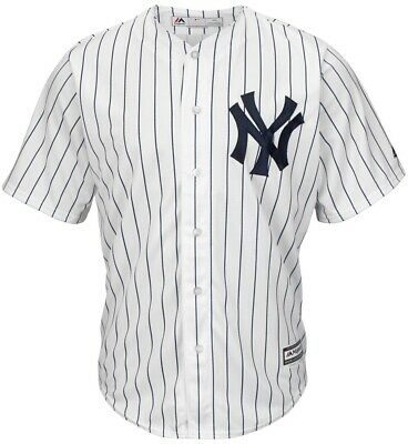 Majestic Athletic New York Yankees Cool Base MLB Replica Jersey Baseball  Trikot 06c017abbee8