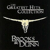 Brooks & Dunn - Greatest Hits Collection CD OOP B
