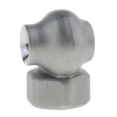 Stainless Steel Hollow Cone Spray Nozzle For Dust Removal and Whirlpool Jet