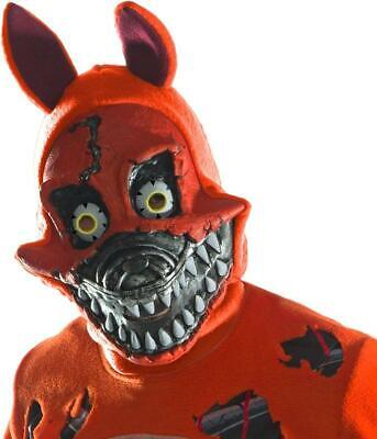 FIVE NIGHTS AT Freddy's Nightmare Freddy Costume Mask - $9 03 | PicClick
