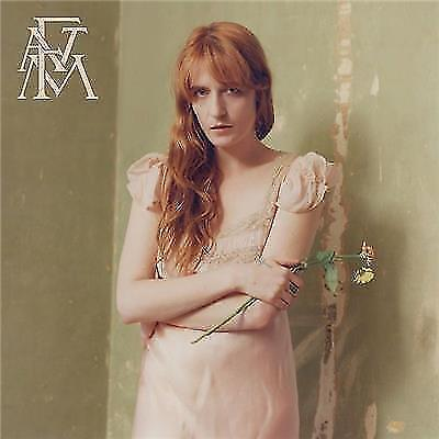 FLORENCE + THE MACHINE High As Hope CD BRAND NEW Florence And The Machine