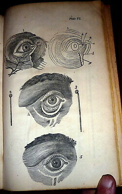 1828 Practice of Surgery by Samuel Cooper.  Illustrated.  Medicine