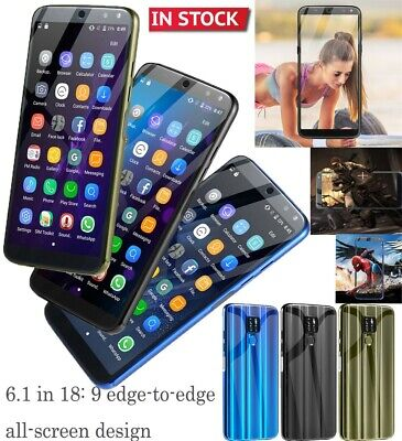 Quad Cores 6.1 inch 3G Dual SIM Camera1+16G Smartphone Android 6.1 Mobile Phone