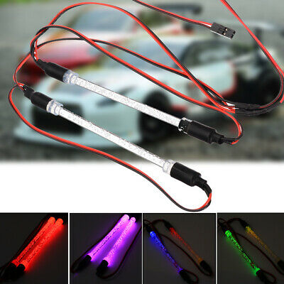 GREEN COLOR LED Stip Tube Light for RC 1/10 Car Chassis Body