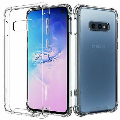 360° Hybrid Glass Silicone Case For Samsung Galaxy S8 S10 Plus Note 9