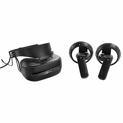 Lenovo Explorer Mixed Reality Headset, Head-Mounted Display with Controllers
