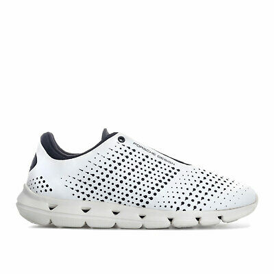 Mens adidas Porsche Design Sport Easy Trainer Iii In White Black