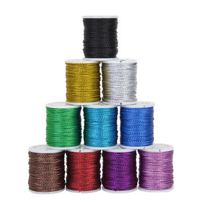 13 x 1 Metre Mixed Lightweight Basic Quality Faux Suede Cords 2.5mm lady-muck1