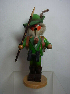 Vintage German Ulbricht Smoking Man Smoker Walker #CJ