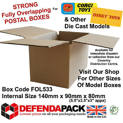 5 x A2 C2 ULTRA STRONG POSTAGE ENVELOPES CORRUGATED CARDBOARD PARCELMAX Mailers