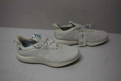 8f43273b55c0 Adidas Men s US 11 Alphabounce 1 Parley Running Shoe Non Dyed Blue CQ0784