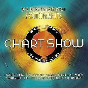 DIE ULTIMATIVE CHARTSHOW - SOMMERHITS Various Audio-CD 2018