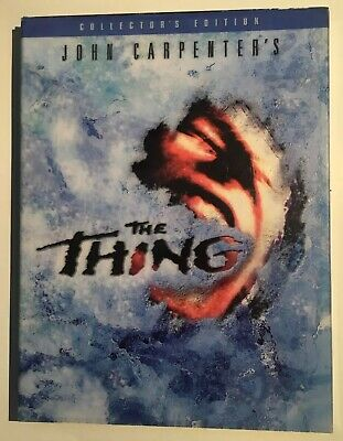 John Carpenter's The Thing Collector's Edition DVD Slipcover Version