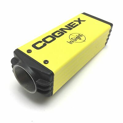 Cognex 800-5740-1 Rev T In-Sight 1000 Machine Vision Camera 30FPS 640x480 16MB
