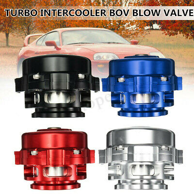50Mm Aluminum Universal Turbo Intercooler Boost Bov Blow Off Valve Kit 35 Psi !