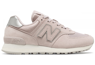 NEW BALANCE CHAUSSURES Casual Femmes Sneaker WL574 Rose