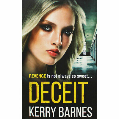 Deceit by Kerry Barnes (Paperback), Fiction Books, Brand New