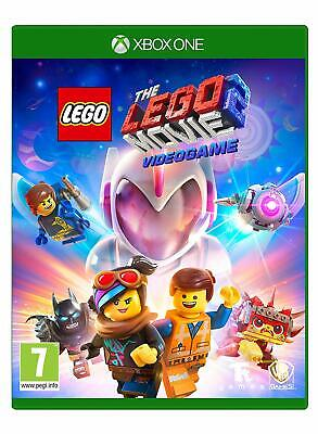 NEW & SEALED! The Lego Movie 2 Videogame Microsoft Xbox One Game