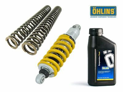 Kit Basic Naked Ammortizzatore 46Dr + Molle Ohlins Bmw R 80/100 Gs