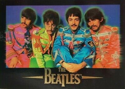 1996 THE BEATLES Trading Card Set of 100 SPORTS TIME
