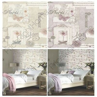 Bricolage Arthouse Felicity Rose Papier Peint 665403 Paris Papillon
