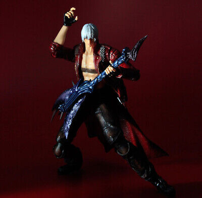 Play Arts Kai Devil May Cry 3 Dante 23cm PVC Action Figure New In Box