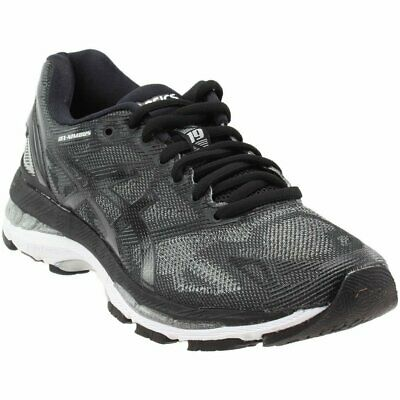 buy online 0ca4d eaccd ASICS GEL-NIMBUS 19 Running Shoes - Black - Womens