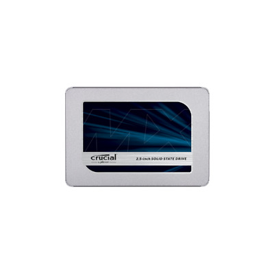 """Crucial CT1000MX500SSD1 MX500 internal solid state drive 2.5"""" 1000 GB Serial"""
