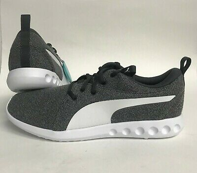 75c9847f331c NIB Men s PUMA 191084-03 carson 2 knit sneakers grey Sz 9.5