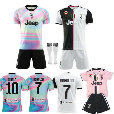 lower price with 301f9 484ef RONALDO JUVENTUS HOME Kit For Kids Brand New With Tags 2018 ...