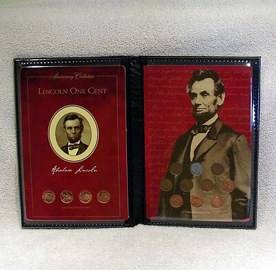 Lincoln One Cent  Anniversary Collection - Penny Commemorative