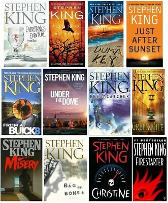 Stephen King 44 Audiobooks Mega Collection (Please read the description)