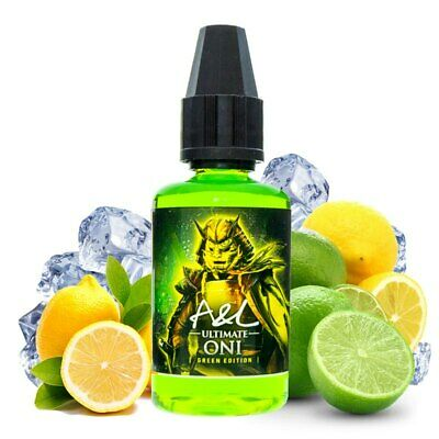 Aroma A&L ULTIMATE ONI 30ml  - CONCENTRADO P/ HACER ELIQUID - Vapeo vaper -DIY
