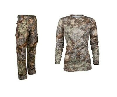 bed1bea21e9b 2 PC BUNDLE King s Camo Parka   Bibs Set Snow Shadow Weather Pro ...