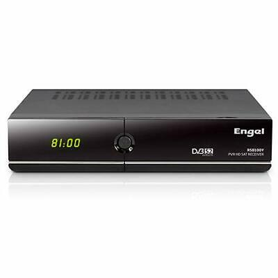 Engel RS8100Y - Receptor TV satélite HD PVR con WiFi