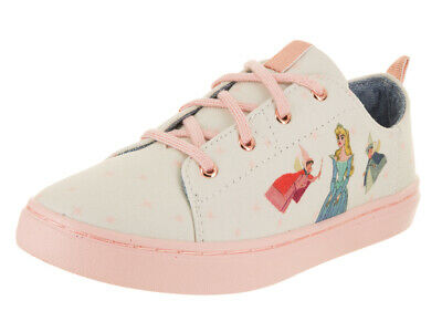 3274a28b6ba Disney TOMS Natural Fairy Godmother UK Youth 2 EU 35 Canvas Lace Up Shoes.   45.52 Buy It Now or Best Offer 28d 2h. See Details. Toms Kids Lenny Fairy  ...