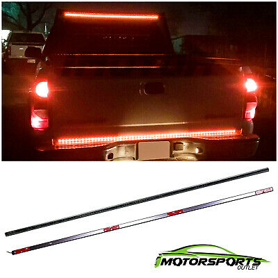 "60"" LED Tailgate Light Strip Bar Sequential Brake Reverse Signal for Trunk SUV"